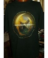 A PERFECT CIRCLE 2004 Venue Concert T-Shirt Tour Dates on Back Size M Unisex - $19.59