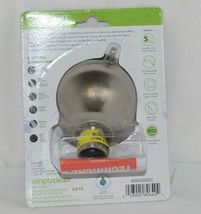 Simplyclean Brilliance Shower Head 6 Settings Brushed Nickel Finish image 2