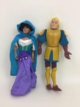 Esmeralda Phoebus Puppets Hunchback Notre Dame Vintage 1996 Disney Burger King - $16.88