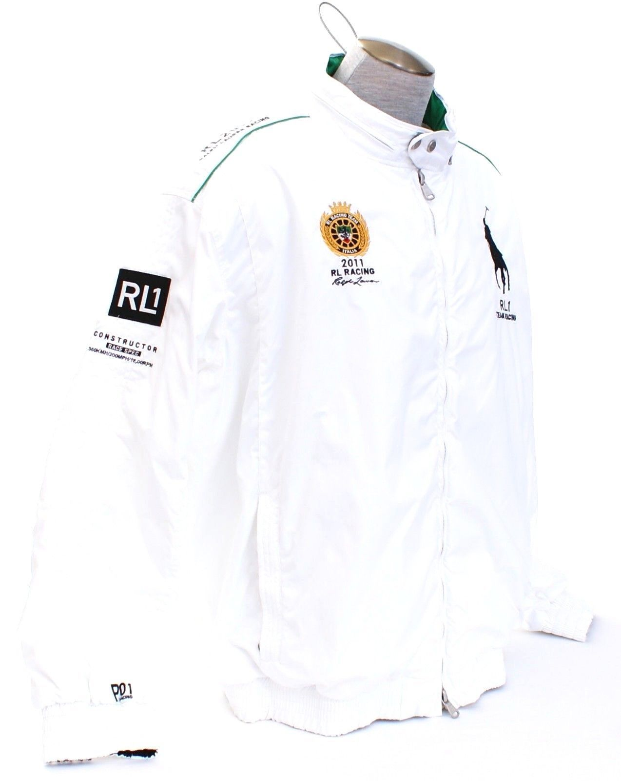 Lauren Similar Rl Racing 2011 11 Polo Items And Team White Ralph 5L4ARj