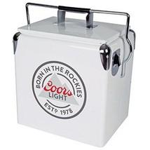 Koolatron CLVIC-13 COORS Light 13L Ice Chest NEW - €126,28 EUR