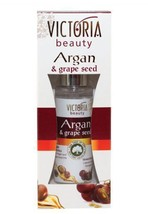 VICTORIA BEAUTY Liquid Crystals with Argan and Grape Seed Oils - $7.16
