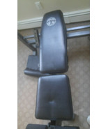 LaLanne Exercise Bench w/Many Weights, Bars, Collars & other accessories... - $1,399.99