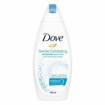 Dove Gentle Exfoliating Nourishing Body Wash, 190ml (Pack of 1) - $14.15