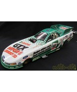 Brand Made By Action John Force Gtx High Mileage 1/18 Scale Car - $346.45