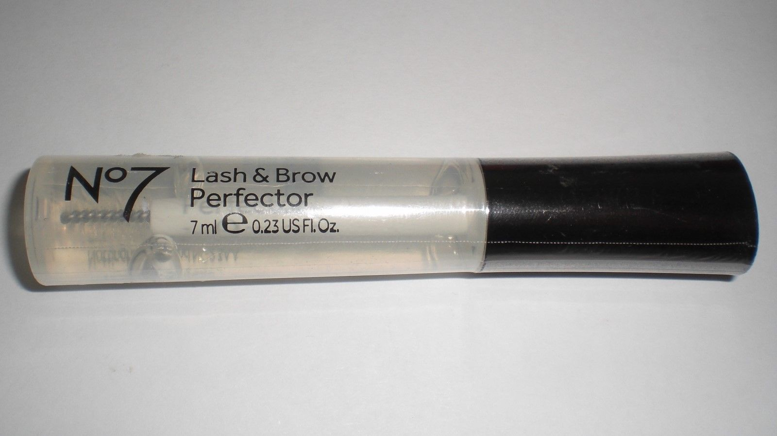 Boots No7 Lash & Brow Perfector Clear Conditioning Makeup Gel 7ml/.23oz Lot of 2