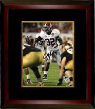 CJ Mosley signed Alabama Crimson Tide 8x10 Photo Custom Framed #32 (whit... - $84.95