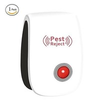 1 Pack Ultrasonic Pest Repeller Plug in Pest Control for Mosquito Mouse ... - $12.46