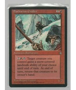 Barbarian Guides - Magic the Gathering - Red - Ice Age - Richard Thomas ... - $1.72