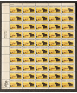 Rural America, Sheet of 8 cent stamps, 50 stamps total - $7.50