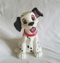 Disney 101 Dalmatians figural puppy bank Applause retired  - $18.80