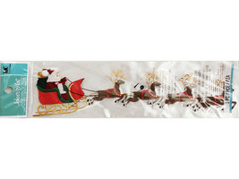 Jolee's By You Sleigh and Reindeer Dimensional Sticker #JJCB034D