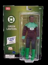 NEW SEALED 2021 Mego DC Green Lantern John Stewart Action Figure - $24.74