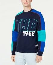 Tommy Hilfiger Men's Boris Colorblocked Sweatshirt, Size L, MSRP $99 - $51.41