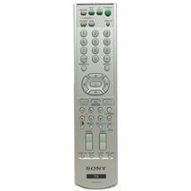 Sony RM-Y913 Factory Original TV Remote KF-50WE610, KF-42WE610, KF-60WE610 - $16.79