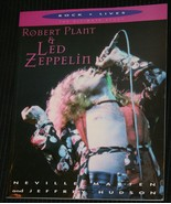 ROBERT PLANT & LED ZEPPELIN's ~RoCk & LiVeS~ ULTIMATE STORY In GOOD Cond... - $34.60
