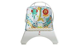 Fisher-Price Colourful Carnival Comfort Curve Bouncer Sleek Looks And Smooth _UK - $68.38
