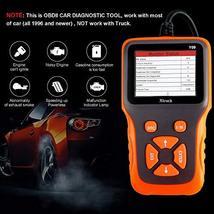 Xtruck OBD2 Scanner OBD II Auto Check Engine Fault Code Reader Car Diagnostic Sc image 3