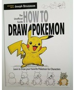 The Official Guide to How To POKEMON PB Book Joseph Stevenson Go Characters - $11.99