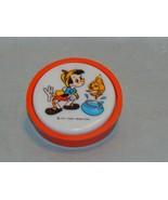 Vintage 1960's General Electric Pinocchio & Cleo Nightlight - $21.78