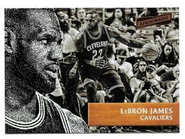 2016-17 LeBron James Panini Aficionado - Cleveland Cavaliers - $4.74