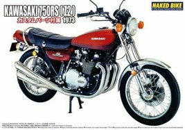 1/12 Kawasaki 750RS Z2 with Custom Parts (Model Car) by AOSHIMA - $63.66