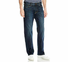 Lucky Brand Men's 221 Original Straight Leg Jean Kings cross NWT image 1