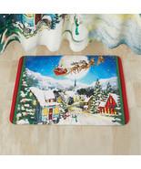 Santa's Village Bath Mat - $22.41