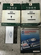 1994 chevy camaro pontiac firebird service repair workshop manual set * - $137.59