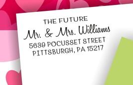 Address Stamp, Return Address Stamp, Personalized Stamp, Housewarming Gi... - $24.50