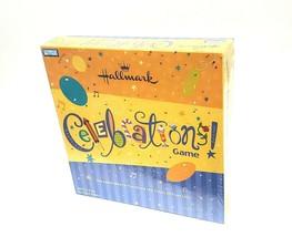 NEW Hallmark Celebrations Card Board Game Parker Brothers Hasbro 2004 SE... - $18.95