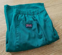 Cherokee Workwear Women's Flare Leg Drawstring Scrub Pant XS 30 x 29 NWOT - $12.50