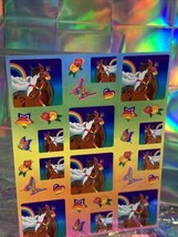 SALE⚡️S247  Rainbow Chaser Square Style Sticker Sheet Full Beautiful image 2