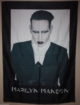 "MARILYN MANSON End Times Tour 29""X43"" Cloth Poster Flag Fabric Tapestry-... - $9.58"