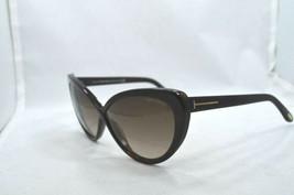 Nuevo Auténtico Tom Ford Madison Tf 253 52F Gafas de Sol - $98.69