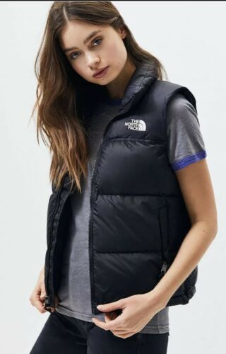 Primary image for The North Face 1996 Retro Nuptse Vest Womens NWT Sz Medium MSRP $179