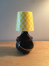 70s Avon Cauldron/Hearth Lamp rare cologne bottle (Elusive)