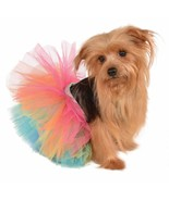 Tutu Skirt Ballerina Dancer Fancy Dress Halloween Pet Dog Cat Costume 8 ... - $9.17