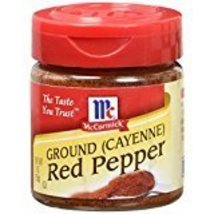 McCormick, Ground Cayenne, Red Pepper - 1 oz (Pack of 2) - $14.80