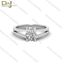 Cushion Diamond Engagement Ring Diamond Wedding Ring Gift For Her Bridal... - $66.46+