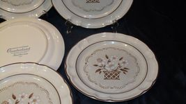 Stoneware Cumberland Mayblossom Dinner Plate by Hearthside Replacement pieces AA image 6