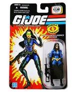 G.I. Joe 25th Anniversary Cartoon Series Cardback: Baroness (Cobra Intel... - $69.30