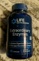 Extraordinary Enzymes, 60 Capsules EXP 04/2021 - $18.81