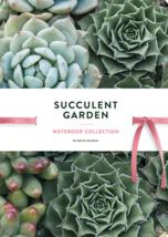 3 Piece Journal Set Succulent Garden Notebook Collection Art - Edyta Szy... - $12.73