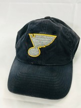 St. Louis Blues STL NHL Hokey Vintage American Needle Strapback Dad Hat - $13.85