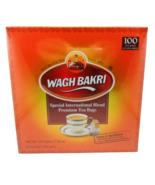 Wagh Bakri 100 Tea Bags 200gm WAGHBAKRI Special International Blend Premium - $10.00