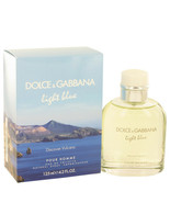 Light Blue Discover Vulcano by Dolce & Gabbana Eau De Toilette Spray for... - $63.99