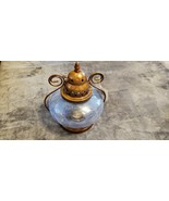 VINTAGE DECORATIVE TEA LIGHT CANDLE HOLDER LANTERN - NEW WITH TAGS - $50.00