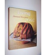Martha Stewart Living Annual Recipes 2005 - $6.99