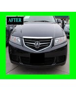 2004-2005 ACURA TSX CHROME GRILLE GRILL KIT 04 05 - $30.00